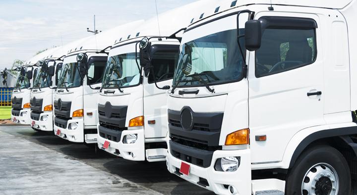 バス・トラック製造現場の車両管理